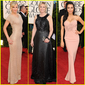 Jane Lynch - Best Supporting Actor Golden Globe!