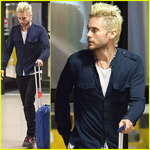 Jared Leto Blonde Hair