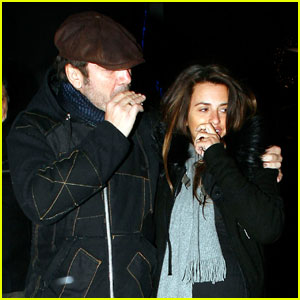 Javier Bardem & Penelope Cruz: Movie Date Night