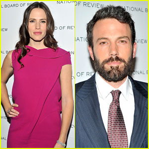 Jennifer Garner: National Board of Review Gala with Ben Affleck!