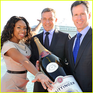Jennifer Hudson: 'Disney Dream' Godmother!