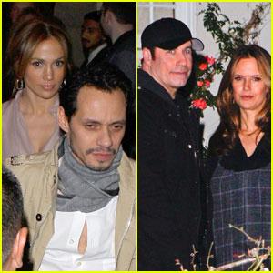 Jennifer Lopez & Marc Anthony: Dining with the Stars