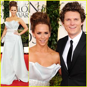 Jennifer Love Hewitt - Golden Globes 2011 Red Carpet