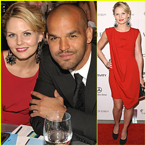 Jennifer Morrison &#038; Amaury Nolasco: Art of Elysium 2011