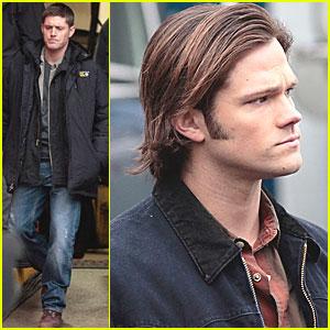 Jensen Ackles & Jared Padalecki: 'Supernatural' Returns Jan. 28!