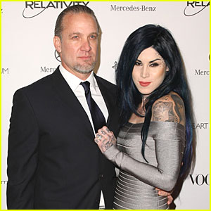 Jesse James: Engaged to Kat Von D!