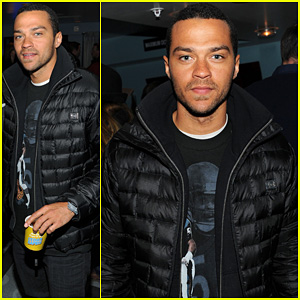 Jesse Williams: Cedar Rapids Party in Park City