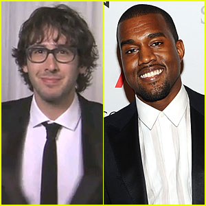 Josh Groban Sings Kanye West's Tweets - VIDEO