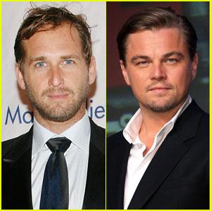 Josh Lucas: Leonardo DiCaprio's 'J. Edgar' Aviator!