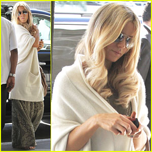 Kate Beckinsale Goes Blonde