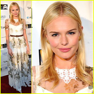 Kate Bosworth: Creative Coalition Spotlight Awards!