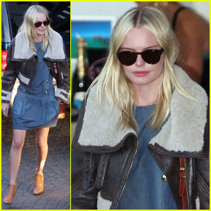 Kate Bosworth: London Calling!