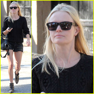 Kate Bosworth: Who Wears Short Shorts?