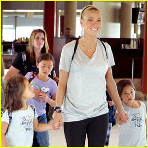 Kate Gosselin & Kids: Brisbane Bunch!