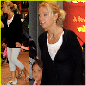 Kate Gosselin: En Route to New Zealand!