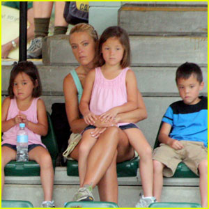 Kate Gosselin: Zoo Family Fun!