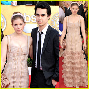 Kate Mara: SAG Awards with Max Minghella!