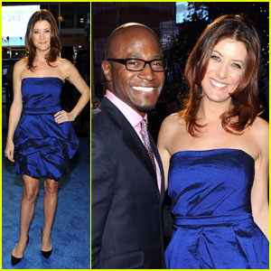 Kate Walsh: People's Choice Awards with Taye Diggs