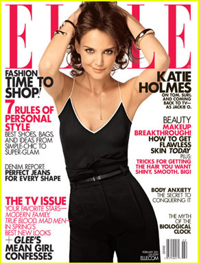 Katie Holmes: Suri's Got an Eye for Fashion