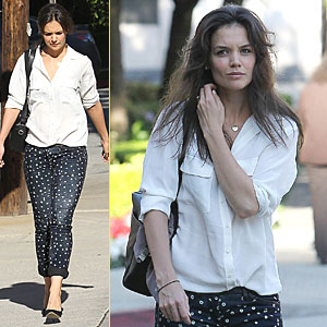 Katie Holmes: Tuesday Morning Meeting