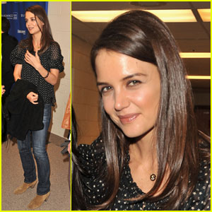 Katie Holmes: 'Son of No One' Premiere at Sundance!