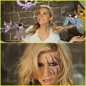 Ke$ha's Funny or Die Video Preview - Exclusive!