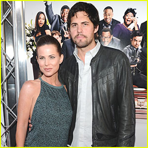 Kristoffer Polaha & Wife Welcome Baby #3