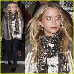 Mary-Kate Olsen: In a 'Mental State'
