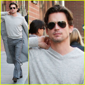 Matt Bomer: 'White Collar' Cliffhanger Com