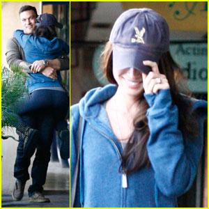 Megan Fox: Chin Chin with Brian Austin Green