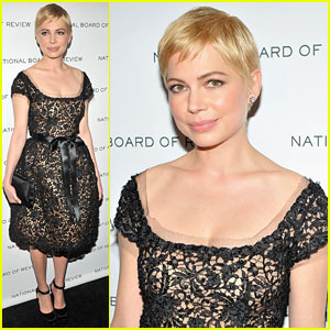 Michelle Williams: National Board of Review Gala!