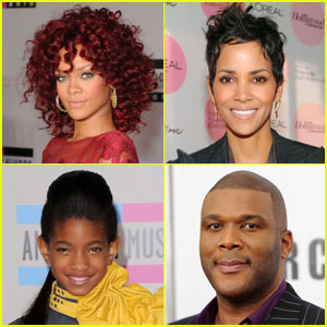 Rihanna & Halle Berry: NAACP Image Award Nominees!