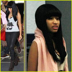Nicki Minaj: Cozy with Drake on NYE!