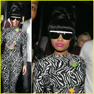 Nicki Minaj: Writing a 'Weird, Obscured Diary'