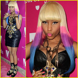 Nicki Minaj: New Year's Eve in Miami!