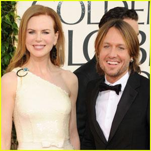 Nicole Kidman & Keith Urban Welcome New Baby Girl