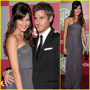 Dave Annable & Odette Yustman: InStyle Party People!