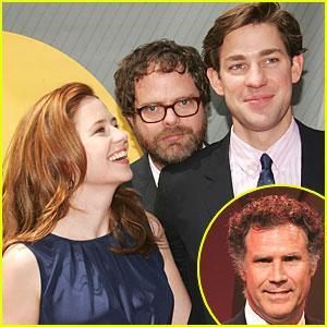 Will Ferrell: 'Office' Multi-Episode Arc!