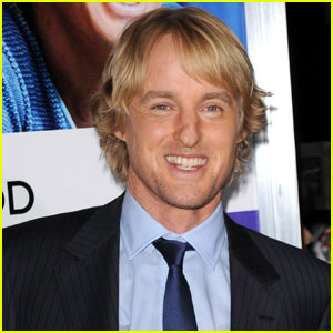 Owen Wilson Welcomes a Baby Boy!