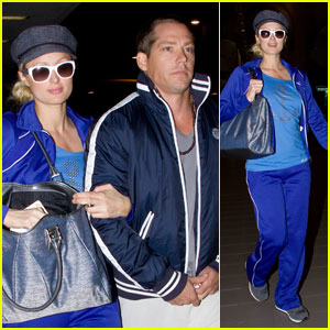 Paris Hilton: Feeling Blue with Cy Waits