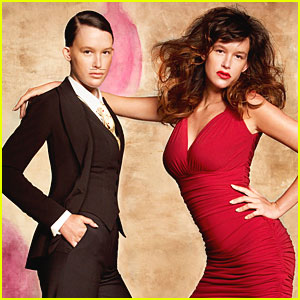 Paz de la Huerta: 'O' Magazine Model!