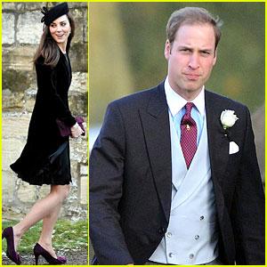 Prince William & Kate Middleton: Royal Relative's Wedding!