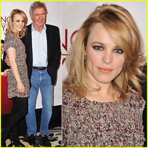 Rachel McAdams: 'Morning Glory' Paris Photo Call!
