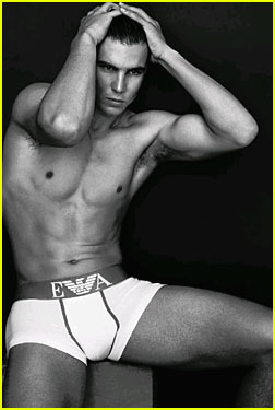 Rafael Nadal: Armani Underwear Shots Revealed!