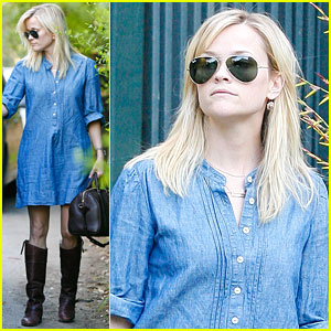 Reese Witherspoon: Jim Makes Me Laugh!