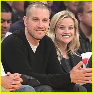 Reese Witherspoon & Jim Toth: Let's Go Lakers!