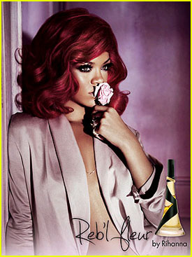 Rihanna: Reb'l Fleur Ad Revealed!