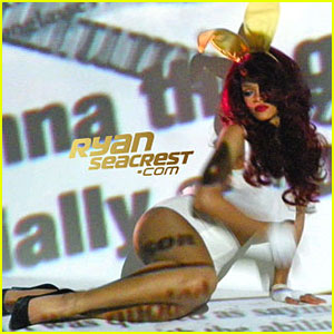 Rihanna: New 'S&M' Video Pictures!