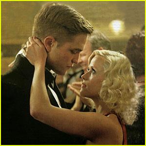 Robert Pattinson & Reese Witherspoon: 'Elephants' First Look!