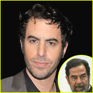 Sacha Baron Cohen is 'The Dictator'